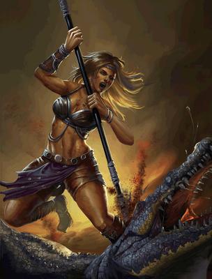 Amazon Warrior (2)
