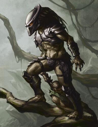 Predator 001