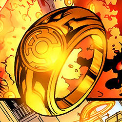 Sinestro Corps power ring