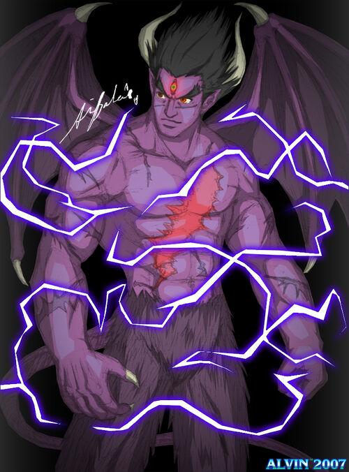 Tekken devil s return by raijin akuma-d123nan