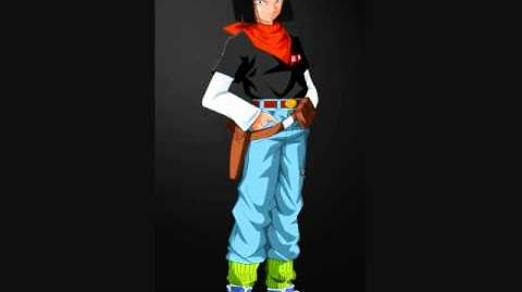 DBZ Voice Clips - Android 17