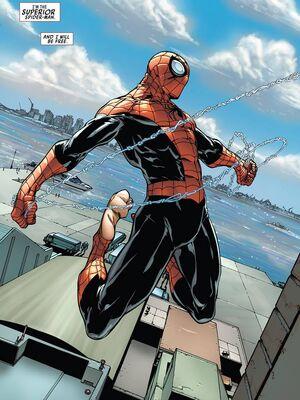 Otto Octavius as Spider-Man (Earth-616) 001