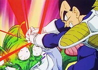 Double-axe-handle-vegeta-smashing-namekian