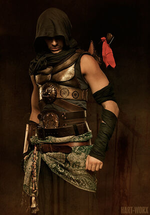 The prince of persia by hart worx-d4bcvli