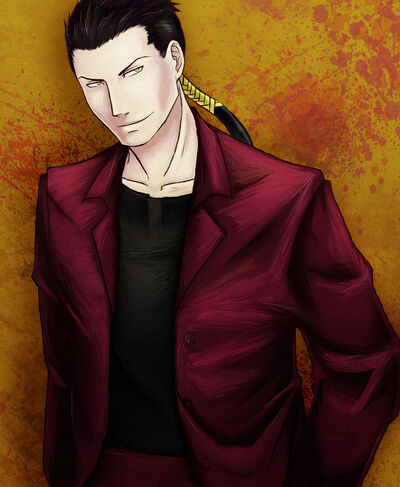 Men in suits are hawt part 5 by lady voldything