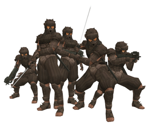 Blade soliders
