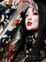 Geisha by vivalanat