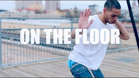 IceJJFish - On The Floor (Official Music Video)-0