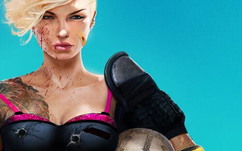 Battle-scars