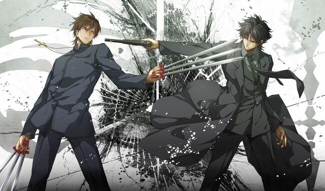 Fighter-Anime-Boys-Wallpaper