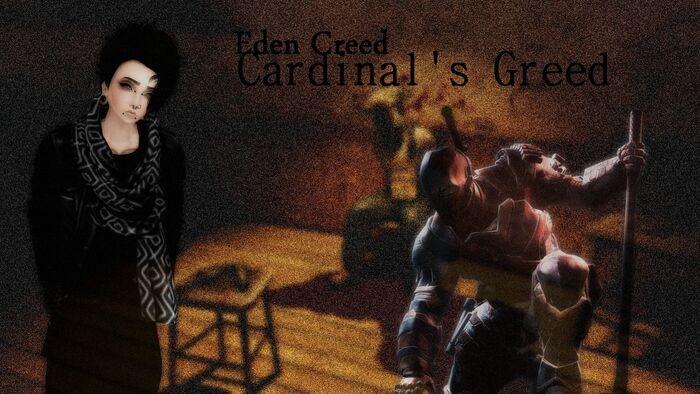 Eden Crreeeed
