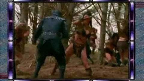 Zoe Bell - Xena - Season 6 - Coming Home (Amazon Fight)