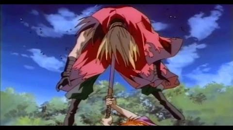 Kenshin vs Cho