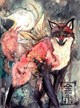 The Fox Spirit s Charm by Kinpouju