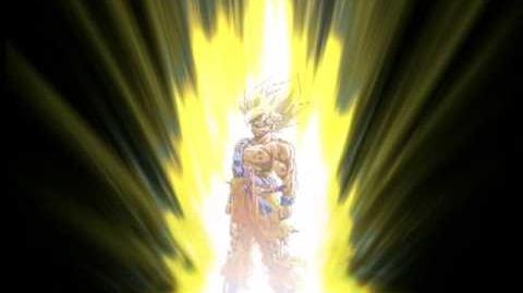 After Effects Super Saiyan Aura