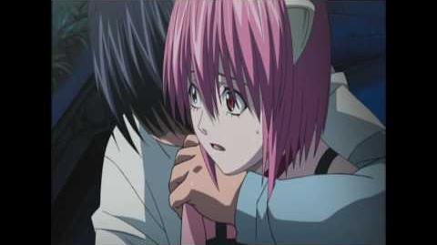 Elfen Lied Ending (English) HD