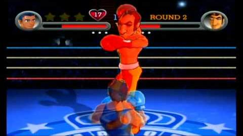 Punch Out!! Don Flamenco Full Fight