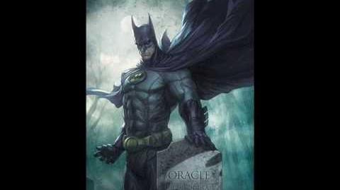 DC Universe Online - Future Batman Voice Clips