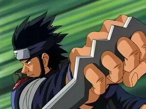 Asuma Knives
