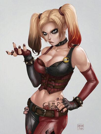Harley+quinn+harley+quinn+damn+fine+artwork+here 754873 4258980