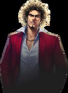 Ryu ga Gotoku Online Kasuga Ichiban Art