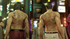 Nishiki and Kiryu reunions once again fight together against Dojima Family