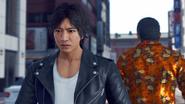 Yagami and Kaito