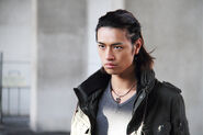 Ukyo in live action film