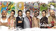 Yakuza 3 Load Screen