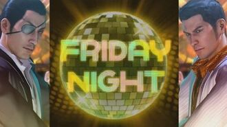 Yakuza - Disco Friday Night Hard - ★★★