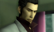 Yakuza 1 Kiryu Looking Back
