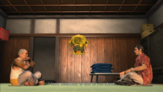 Kiryu seeks the answer from Nakahara