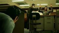 Matsugane Family robbery - Kaito, Red Nose, Higashi