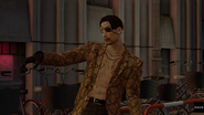 Goro Majima of the end