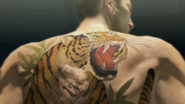 Saejima's Tattoo (Upper)