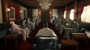 Tojo Clan meeting