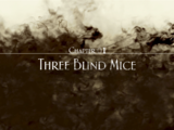 Chapter 1: Three Blind Mice