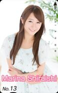 Marina Shiraishi Type A