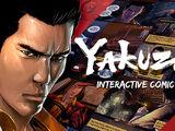 """Yakuza """"The Dragon's Path"""" Comic"""