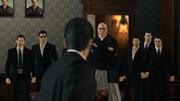 Shimano summon more Tojo men coming at Kiryu