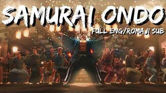 Samurai Ondo FULL English Romaji Sub