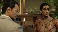 Sera informs Majima his men take Makoto to the hospital