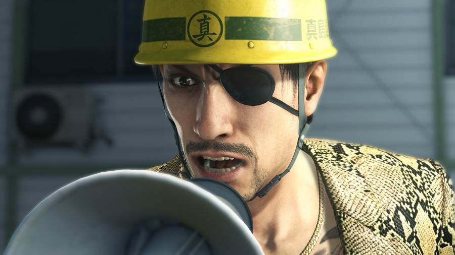 Image result for kiwami 2 majima construction