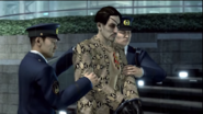 Majima arrested
