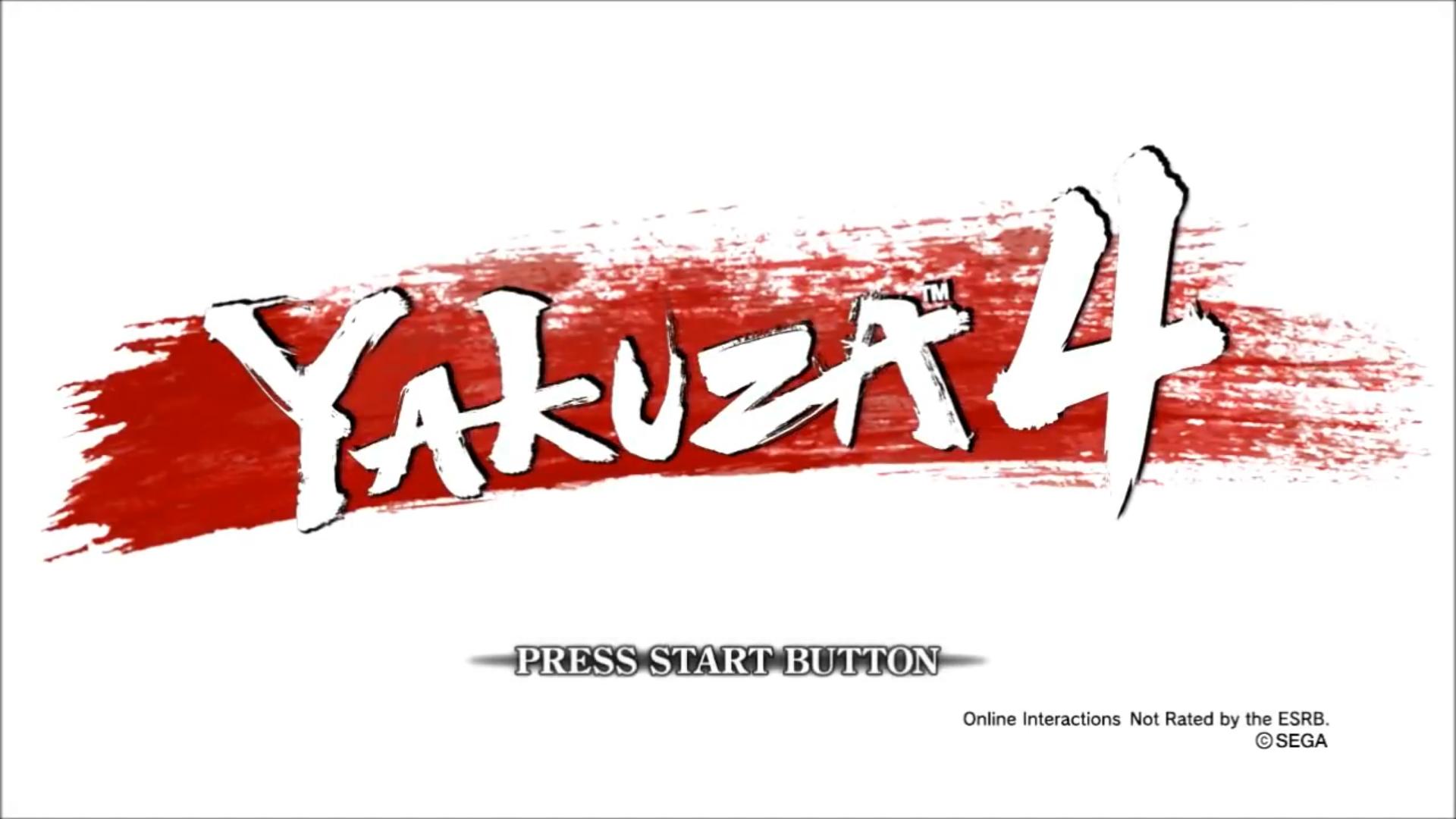 Yakuza 4   Yakuza Wiki   FANDOM powered by Wikia