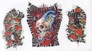 Daisaku minami tattoo