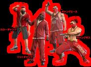 Enemies (Gang) 01