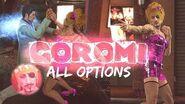 ALL Goromi Options Post-Fight Dialogue - Yakuza Kiwami 1080p 60fps