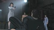 Katsuragi at Yasuko's mercy