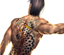 Jo Sawashiro tattoo
